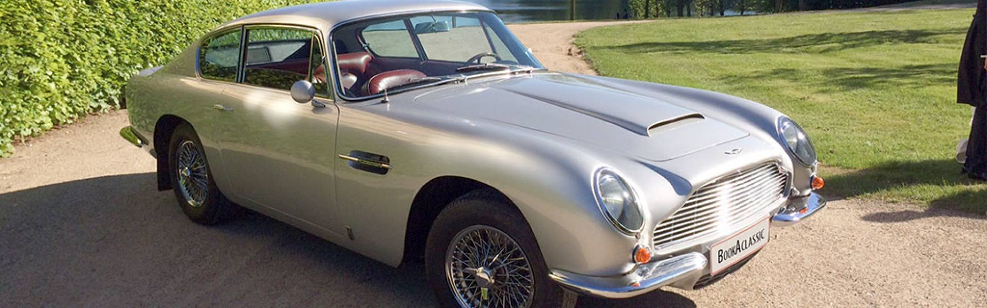 Global Platform For Classic And Vintage Car Hire Bookaclassic